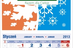 kalendarz skok wesola