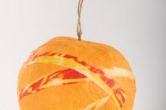 papier-mache jablko5-1