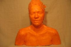 papier-mache   pomaranczowy3
