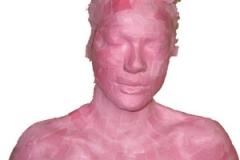 papier-mache   różowy1